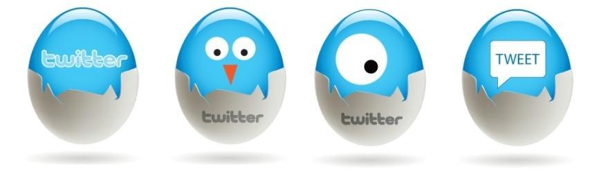 uovo di pasqua twitter